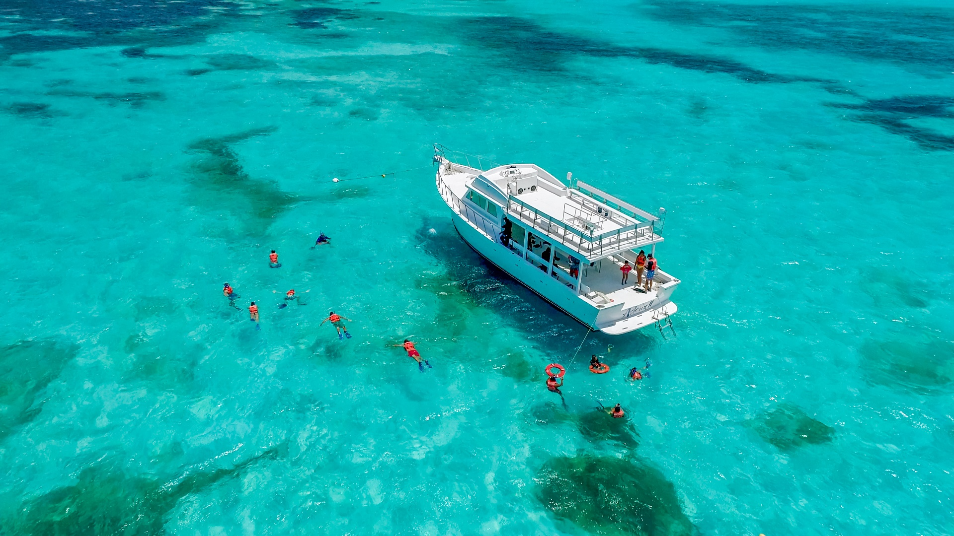 14 - LoRes - Isla Contoy Tour - Snorkel Ixlaché Reef
